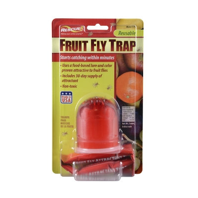 Rescue Fruit Fly Traps