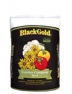 Black Gold Garden Compost Now 3 for $14.99