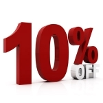 10% Off Canopy Tents