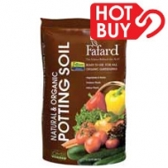 Fafard Organic Potting Mix 1 cu. ft. now $4.99*