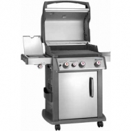 Weber Spirit SP-330 Stainless Steel Gas Grill $649