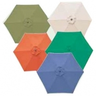 Your Choice $44 Market Umbrella 9' w/ Crank Tilt