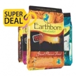 Your Choice Earthborn Dog Food 28 lb. for $44.99