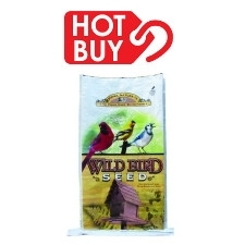 Wild Bird Seed 30 lb. now 3 for $29.99