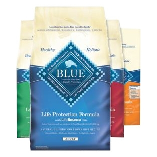 Your Choice of Blue Buffalo 30 lb. now $46.99