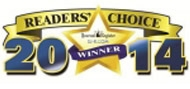 Reader's Choice 2014