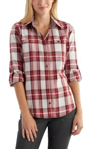 Carhartt Women's Dodson Plaid Shirt