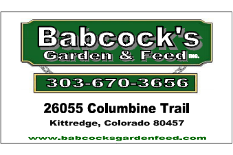 Babcock's business card