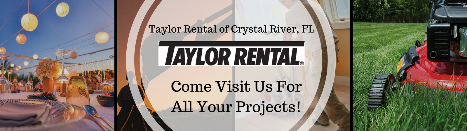taylor rental of crystal river