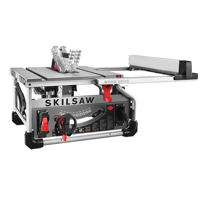 Skilsaw 10 in. Worm Drive Table Saw