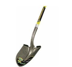 Mintcraft Pro Round Point Shovel for $10.39