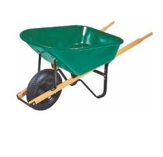Green Wheelbarrow for $49.75