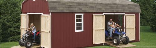 Sheds, Horse Barns & Coops