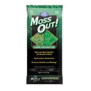 Moss Out Granules For Lawn 22 Lbs.