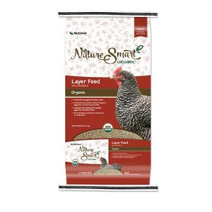 Nature Smart Layer Crumble Feed 35 Lb.