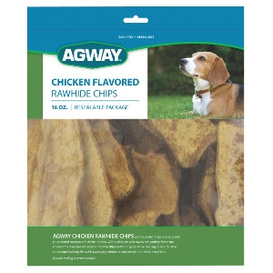 Agway™ Chicken Flavored Rawhide Chips