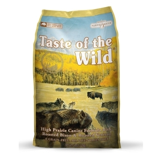 Taste of the Wild High Prairie Canine Formula 5 Pound