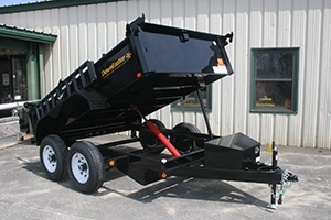 DownEaster Dump Trailer