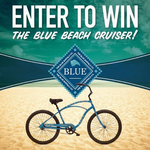 Enter to Win the Blue Buffalo Cruiser Bike!