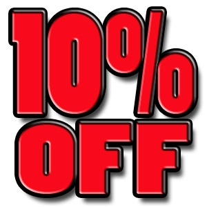 10% Off All Roto-Tillers!