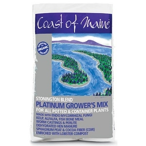 Coast of Maine Stonington Blend Grower's Mix 1.5 Cubic Foot