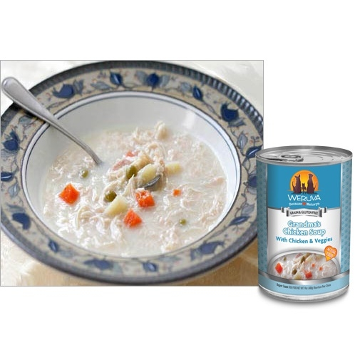 Weruva Grandma's Chicken Soup for Dogs 14oz