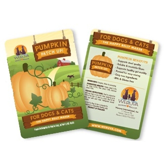Weruva Pumpkin Patch Up! for Dogs 2.8 Ounce