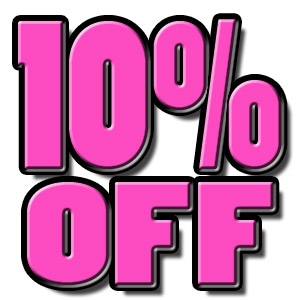 10% Off All Frozen Raw Foods