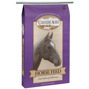 Country Acres 10% Sweet Horse Feed