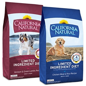 Select California Naturals now $6 off 30 lb.