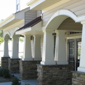 Builders supply co inc omaha ne for Hb g permacast columns