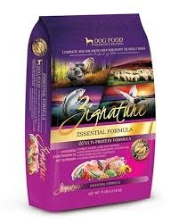Zignature Dry Dog Food