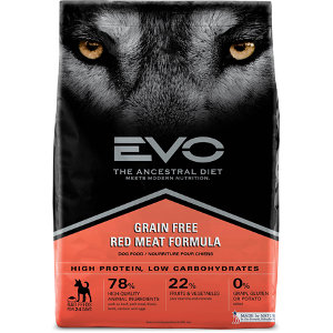 Pet supreme sylmar ca for Evo red meat dog food
