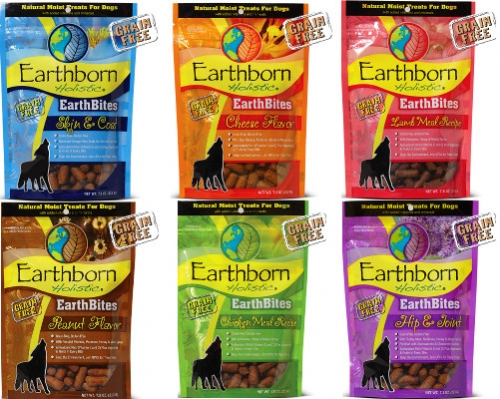 Grain Free Earthborn Earthbites