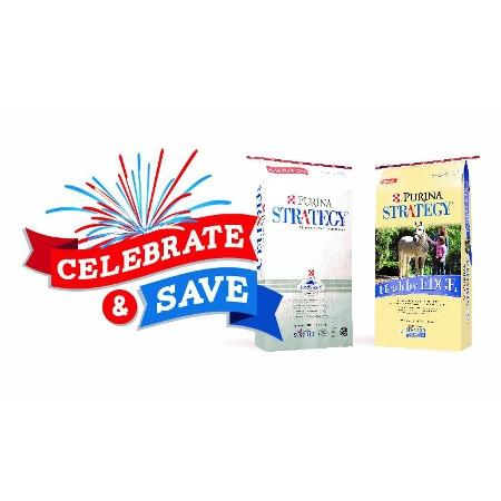 Purina's 4th on Us Sale