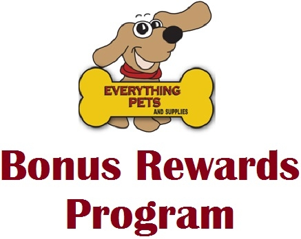 Bonus Rewards Program