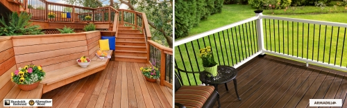 Let us design your dream deck!
