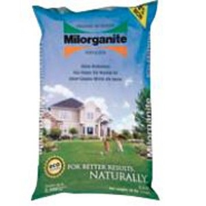 Milorganite Organic Nitrogen Fertilizer, 36 lbs